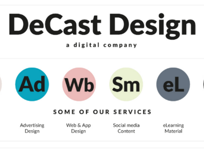 Our Services social media graphic design