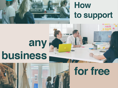How to support business for free socialmedia content strategy content marketing social media graphic design