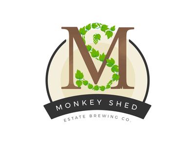Monkey Shed Logo