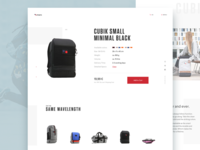 pinqponq Single Product Page