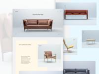 Hjelle Furniture - Homepage