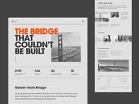 Golden Gate Bridge Editorial