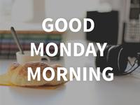 Good Monday Dribbble