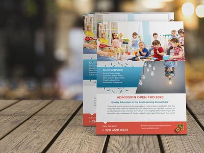 School Flyer Design school flyer design flyer template flyer design flyer