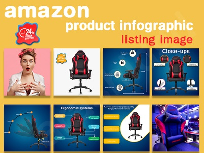 amazon product infographic design amazon product amazon store amazon product listing ebay listing amazon image listing infographics product listing logo amazon image design amazon fba
