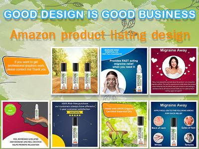 8 I will design amazon product listing image logo infographics amazon store product listing ebay listing amazon product listing amazon product amazon image listing amazon image design amazon fba