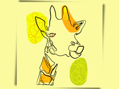 Stand Tall graphic design one line art art minimalist minimal illustration flat illustrator vector design