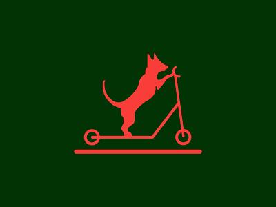 Dog Logo creative logo crest logoinspirations logoconcept minimal design branding logodesign animal animal logo dog logo dog