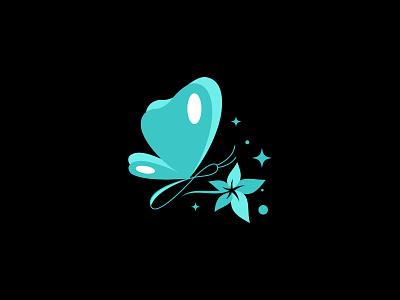 Butterfly Logo abstract logoinspirations logoconcept illustrator design branding logo logodesign animation vector logo minimalist logo creative logo animal logo butterfly logo