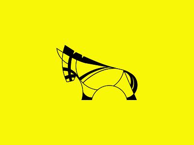 Horse Logo new logo creative logo animal logo logoinspirations logoconcept flat illustration design branding logo logodesign horse logo