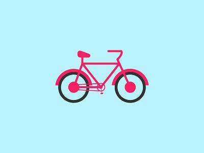 Bicycle Logo unique logo creative logo cretive minimal logo design logoinspirations illustrator logodesign branding bicycle logo