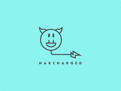 NAR Logo minimal logoconcept illustration logo design branding logodesign navigation icon logo icon usb usb logo nar logo