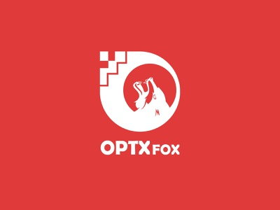 FOX Logo creative design creative logo minimalist logo letter logo letter flat design illustration minimal branding logo fox logodesign fox logo
