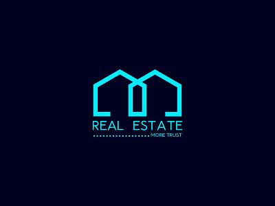 Real Estate Logo minimalist logo logo letter logo logoconcept creative logo minimal design branding logodesign real estate logo design real estate logo