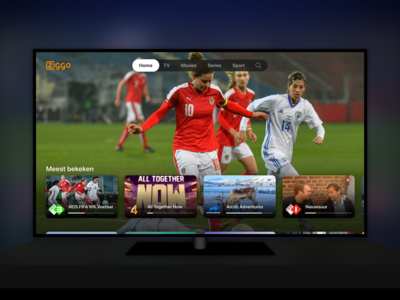 Tvos designs, themes, templates and downloadable graphic elements on