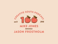 Creative South Podcast - Ep 100