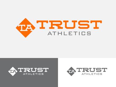 Trust Concept 1 branding identity logo crossfit fitness gym