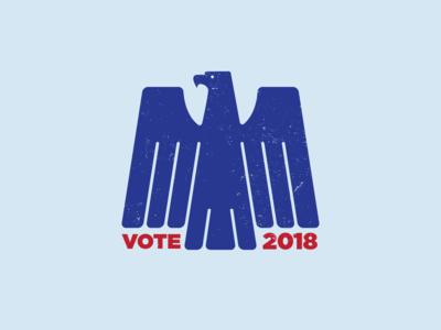 Voting Eagle