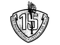 NY Liberty 15th Anniversary D