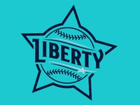 2015 Atl. League ASG Liberty Badge