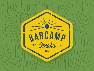 Barcamp Omaha 2014 Logo