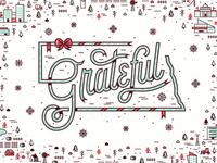 Grateful - Nebraska Holiday Ad