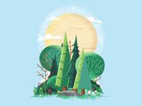 Tree Grove Study