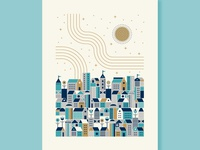 Holiday Card (Global Village)