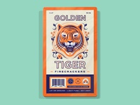 Golden Tiger Firecrackers