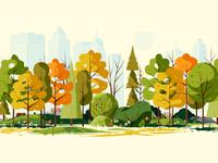 Fall city 2x