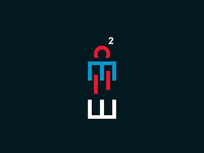 E = mc² logodesign illustration logo exploration emc2 spaceman theoryofrelativity einstein astronaut space logo design graphic design logo design branding