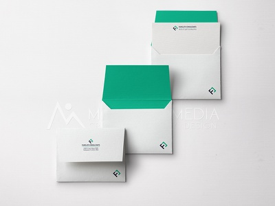 Faircloth Consultants Note Cards & Envelopes commercial printer design studio creative agency print design creative brand identity graphics illustrator branding typography logo design stationary