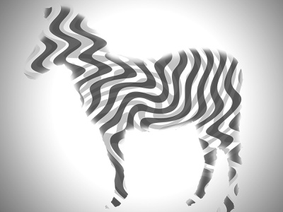 zebra graydesign grayscale blackandwhite zebra animal creation vector illustration design