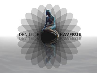 Den Lille Havfrue creation copenhagen kobenhavn city branding illustration design
