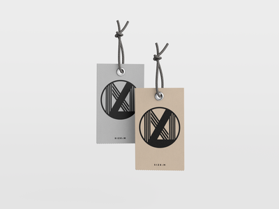 LaNoche Butique Logo (II) fashionbrand fashion label logotypedesign logotype logo