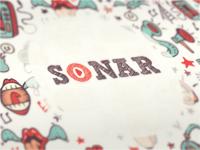 Sonar branding