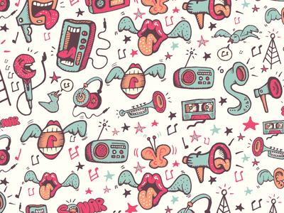 Sonar pattern