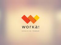 Worka branding
