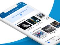 Radio.com Mobile App Redesign