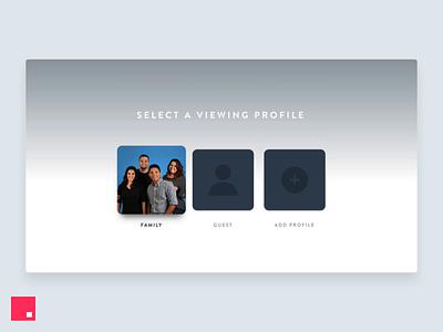 InVision Studio — Smart TV Prototype uidesign user interface app ux ui design user-interface ui movies prototype smart tv transition invisionstudio invision interactions design tools design animation