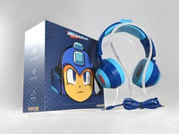 Official Mega Man™ Limited Edition Headphones