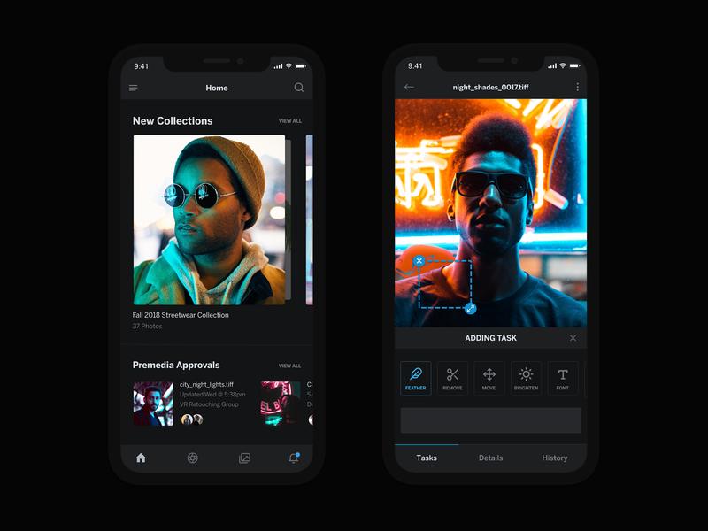 Enterprise Photography Workflow App