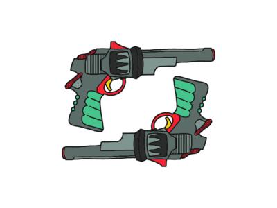 Future Pistols