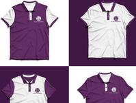 KJM TRADING POLO SHIRT DESIGN mockup brand identity ghana branding
