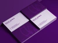 KJM TRADING BUSINESS CARD design packagedesign brand identity mockup branding