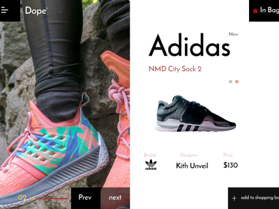 Adidas  - UI / UX website builder website design mobile ui ux branding dribbble best shot adobexd website web ui frontend figma design