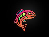 Tlingit Salmon