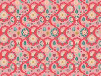 Pattern - Ladybug