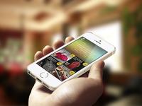 Gliink iPhone app