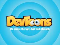 DevToons agency's brand